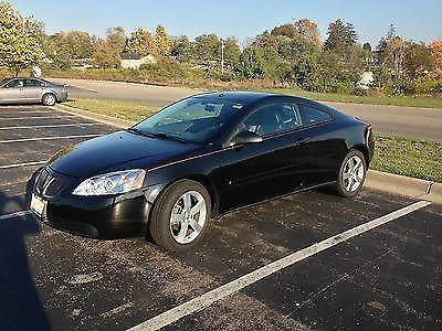 2006 pontiac g6 gtp coupe 2 door 3 9l for sale in. Black Bedroom Furniture Sets. Home Design Ideas