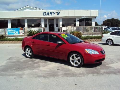 2006 pontiac g6 sedan gtp for sale in north topsail beach. Black Bedroom Furniture Sets. Home Design Ideas