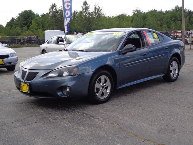 2006 pontiac grand prix for sale in rochester new hampshire classified. Black Bedroom Furniture Sets. Home Design Ideas