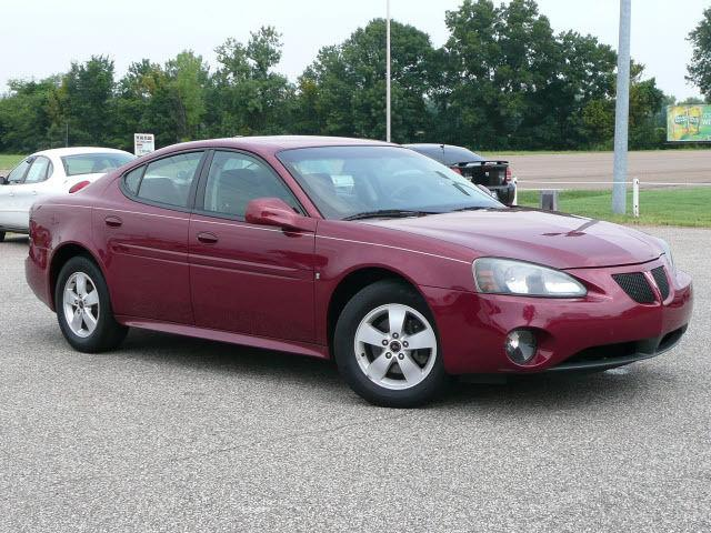 2006 pontiac grand prix base for sale in union city tennessee classified. Black Bedroom Furniture Sets. Home Design Ideas