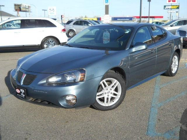 2006 pontiac grand prix gt for sale in fargo north dakota. Black Bedroom Furniture Sets. Home Design Ideas