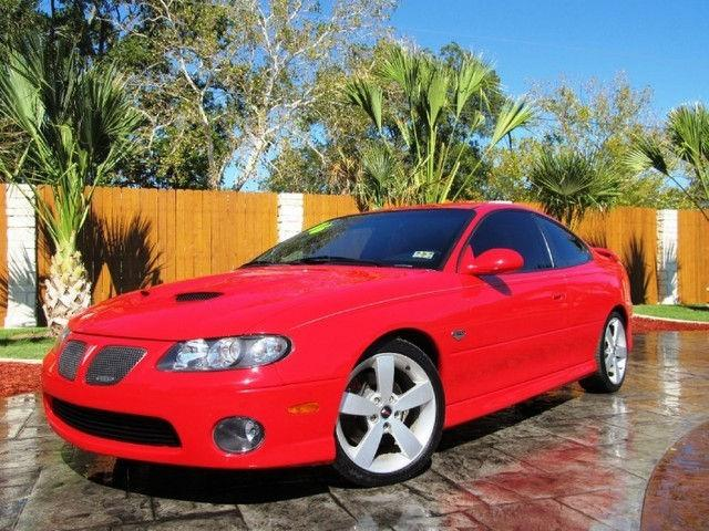 2006 pontiac gto for sale in killeen texas classified. Black Bedroom Furniture Sets. Home Design Ideas