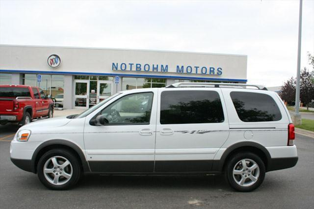 2006 pontiac montana sv6 for sale in miles city montana for Notbohm motors used cars