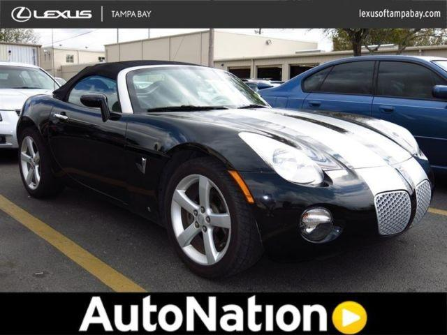 2006 pontiac solstice for sale in tampa florida classified. Black Bedroom Furniture Sets. Home Design Ideas