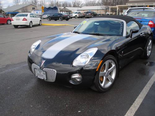 2006 pontiac solstice convertible for sale in new hampton new york classified. Black Bedroom Furniture Sets. Home Design Ideas