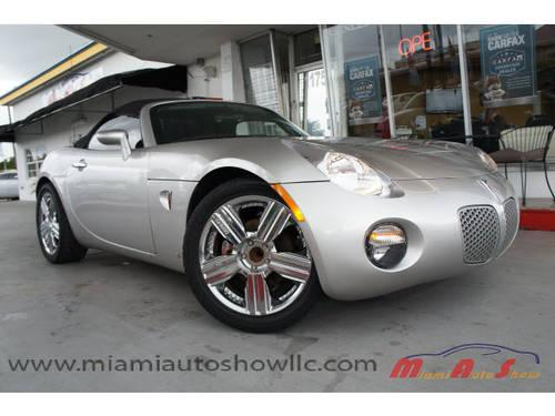2006 pontiac solstice convertible roadster for sale in hialeah florida classified. Black Bedroom Furniture Sets. Home Design Ideas