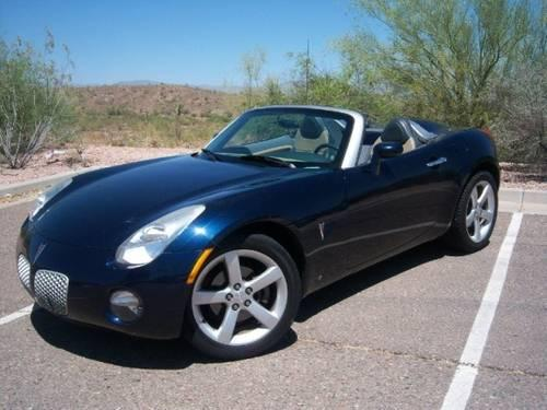 2006 pontiac solstice for sale in scottsdale arizona classified. Black Bedroom Furniture Sets. Home Design Ideas