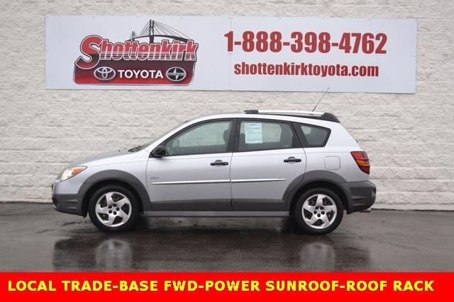 2006 pontiac vibe base 4dr wagon for sale in quincy illinois classified. Black Bedroom Furniture Sets. Home Design Ideas