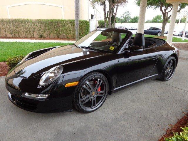 2006 porsche 911 awd carrera 4s 2dr convertible for sale in melbourne florida classified. Black Bedroom Furniture Sets. Home Design Ideas