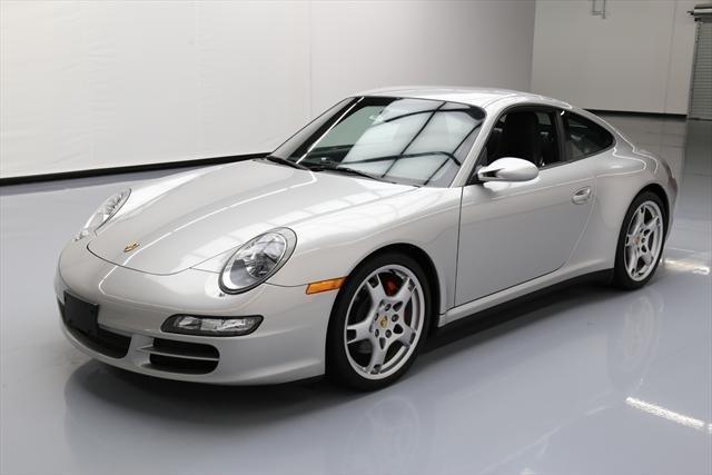 2006 Porsche 911 Carrera 4S AWD Carrera 4S 2dr Coupe