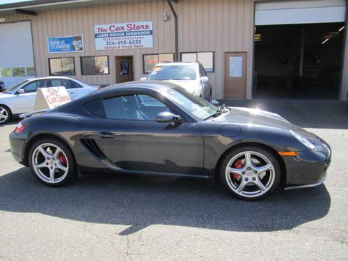 2006 porsche cayman s fabspeed modified very nice adult owne for sale in everett washington. Black Bedroom Furniture Sets. Home Design Ideas