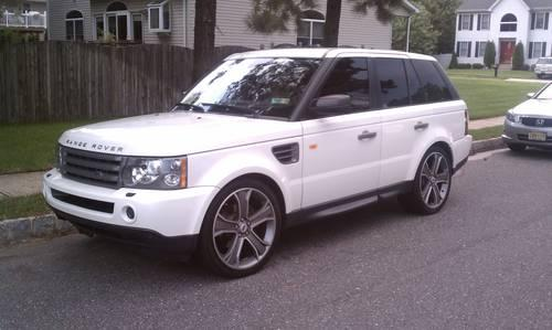 2006 range rover sport hse 58k mi for sale in edgewater new jersey classified. Black Bedroom Furniture Sets. Home Design Ideas
