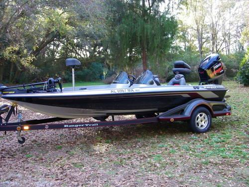 2006 ranger comanche bass boat for sale in summerdale alabama classified. Black Bedroom Furniture Sets. Home Design Ideas