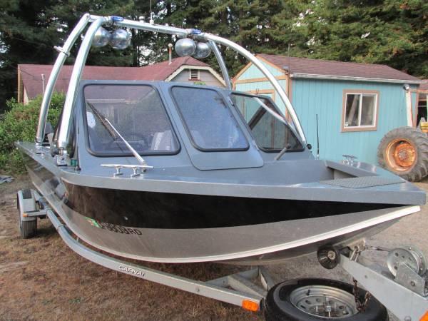 2006 rogue marine aluminum ski fish boat for sale in for Aluminum fish and ski boats