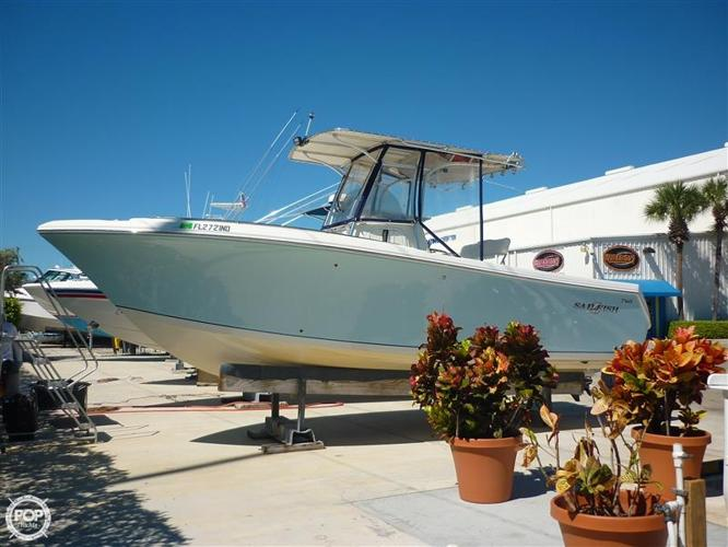 2006 Sailfish 2360 Center Console For Sale In West Palm