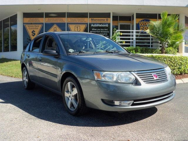 2006 saturn ion 3 for sale in greenacres florida. Black Bedroom Furniture Sets. Home Design Ideas