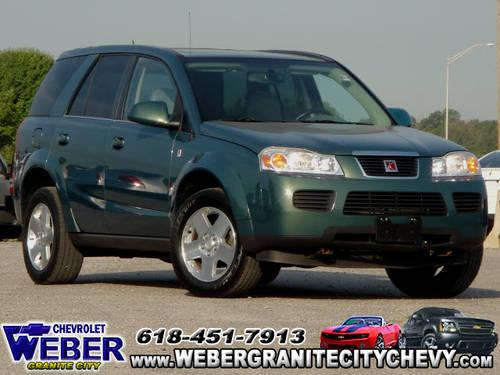 2006 saturn vue suv awd for sale in granite city illinois classified. Black Bedroom Furniture Sets. Home Design Ideas