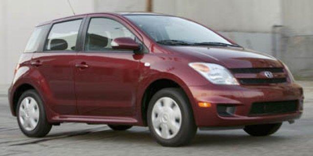 2006 Scion xA Base 4dr Hatchback w/Automatic