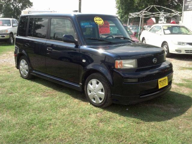 2006 scion xb 4dr sport wagon 1 owner warranty autocheck for sale in spring texas. Black Bedroom Furniture Sets. Home Design Ideas