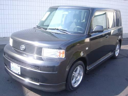 2006 scion xb 4dr wagon base for sale in finley. Black Bedroom Furniture Sets. Home Design Ideas