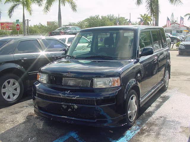 2006 scion xb for sale in miami florida classified. Black Bedroom Furniture Sets. Home Design Ideas