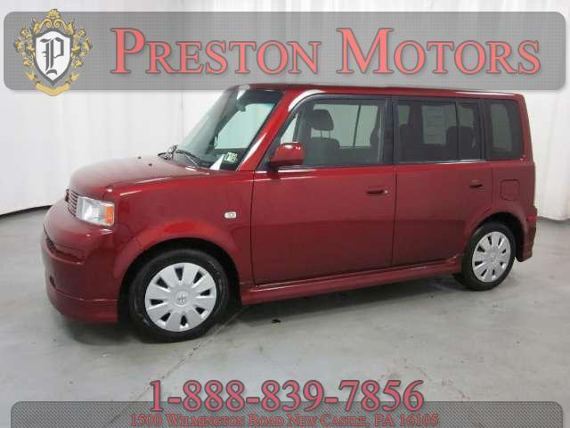 2006 scion xb for sale in new castle pennsylvania. Black Bedroom Furniture Sets. Home Design Ideas