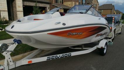 2006 sea doo challenger 180 for sale in atlanta georgia classified. Black Bedroom Furniture Sets. Home Design Ideas