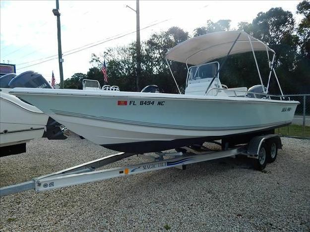 2006 Sea Pro Sv2100 Cc For Sale In Key Largo Florida