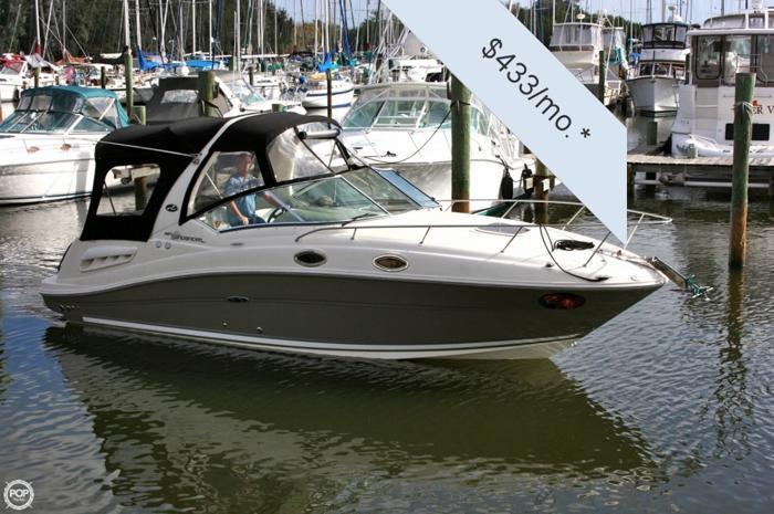 2006 Sea Ray 260 Sundancer 2006 Yacht In Merritt Island Fl 4427686005 Used Boats On Oodle