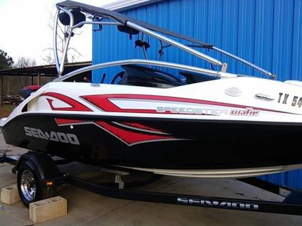 2006 seadoo speedster 200 310hp w trailer w new cover for sale in dallas texas classified. Black Bedroom Furniture Sets. Home Design Ideas