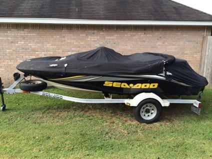 2006 SeaDoo Supercharged Sportster Rotax 4Tec 215HP