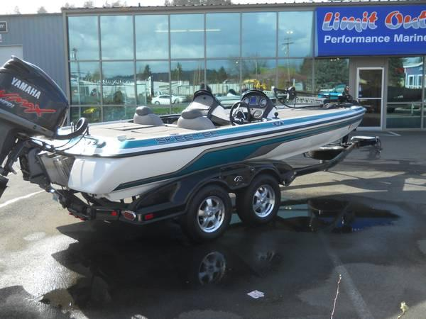2006 Skeeter 20I Class Bass Boat - for Sale in Auburn ...