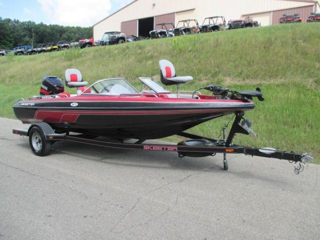 2006 skeeter sl 190 w yamaha vmax 150hp outboard for sale for Outboard motors for sale in michigan