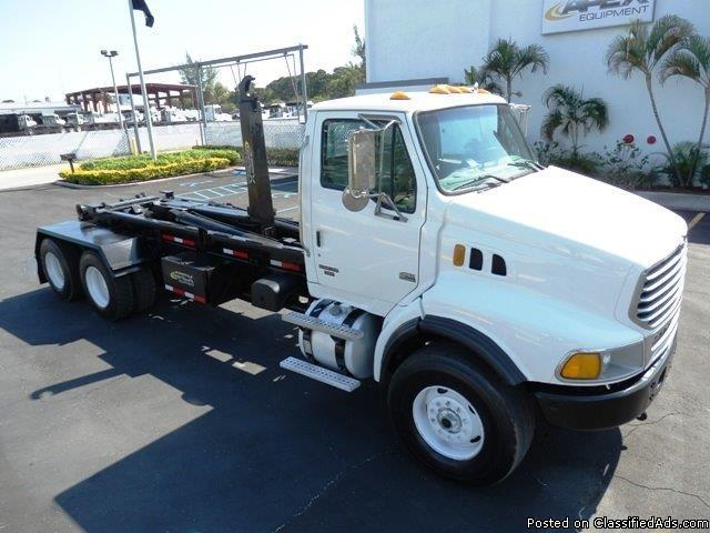 2006 Sterling LT9500 Hooklift Truck Stock 47101