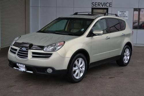 2006 subaru b9 tribeca suv 7 pass beige int for sale in. Black Bedroom Furniture Sets. Home Design Ideas