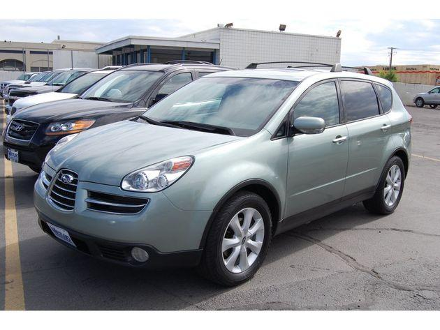 2006 subaru b9 tribeca suv for sale in tremonton utah. Black Bedroom Furniture Sets. Home Design Ideas