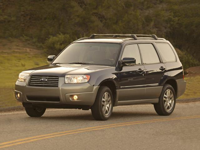 2006 subaru forester 2 5 x premium package awd 2 5 x. Black Bedroom Furniture Sets. Home Design Ideas