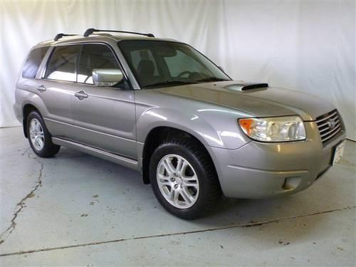 2006 subaru forester sport utility 2 5 xt limited for sale in colona colorado classified. Black Bedroom Furniture Sets. Home Design Ideas