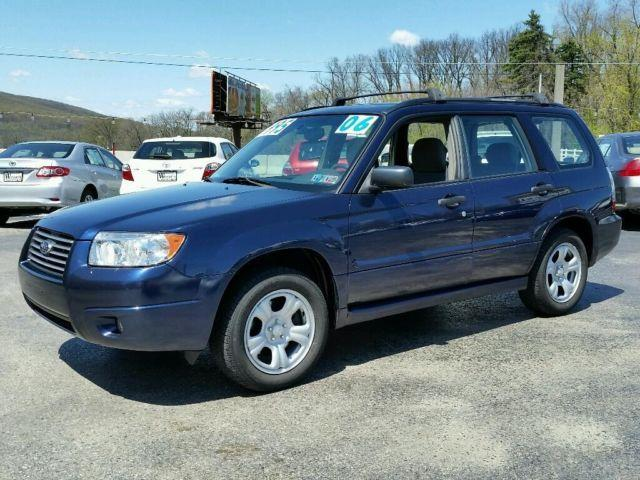 Ed Shults Of Warren >> 2006 Subaru Forester Wagon 2.5 X for Sale in Bermudian, Pennsylvania Classified | AmericanListed.com