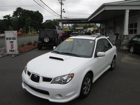 2006 subaru impreza wagon wrx limited sport wagon 4d for. Black Bedroom Furniture Sets. Home Design Ideas