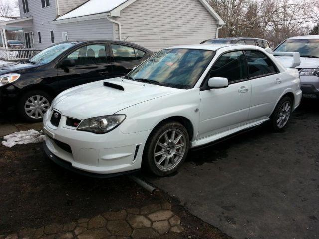 2006 subaru impreza wrx sti low miles for sale in langhorne pennsylvania classified. Black Bedroom Furniture Sets. Home Design Ideas