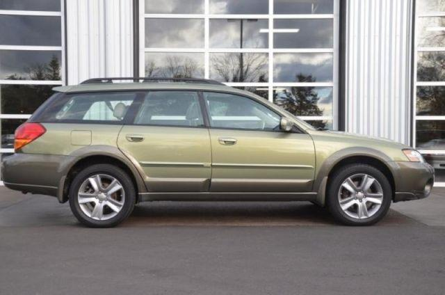 2006 subaru legacy wagon outback 3 0 r l l bean for sale. Black Bedroom Furniture Sets. Home Design Ideas