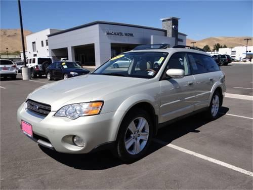 Michael Hohl Subaru >> 2006 Subaru Legacy Wagon Wagon OUTBACK 3.0 R VDC LTD AUTO ...