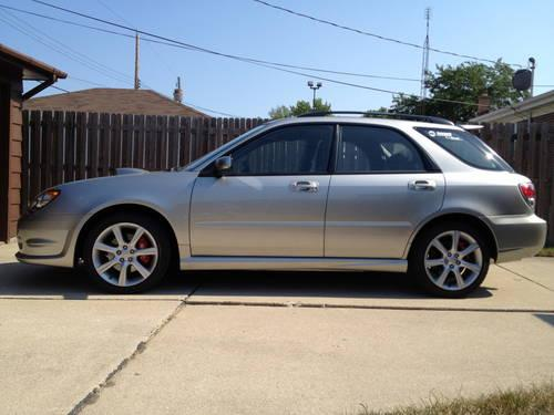 2006 subaru wrx wagon for sale in racine wisconsin classified. Black Bedroom Furniture Sets. Home Design Ideas