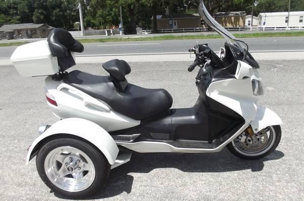 Suzuki Burgman For Sale Florida