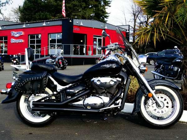 2006 suzuki boulevard c50 for sale in port orchard washington classified. Black Bedroom Furniture Sets. Home Design Ideas