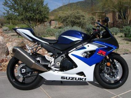 2006 Suzuki GSXR 1000 New Condition for Sale in State University ...