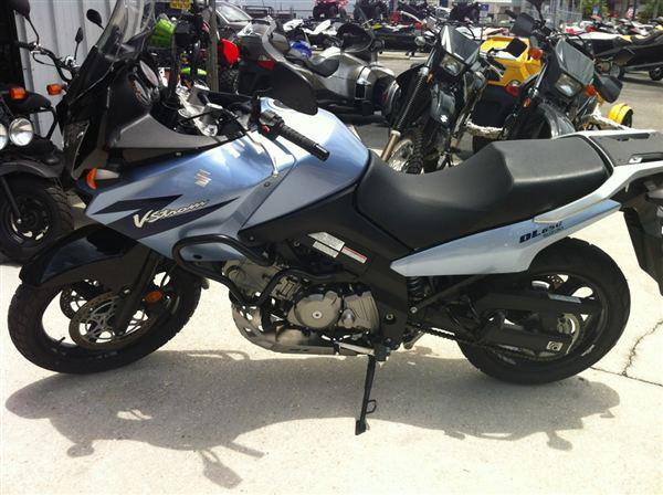 2006 suzuki v strom 650 for sale in tampa florida classified. Black Bedroom Furniture Sets. Home Design Ideas