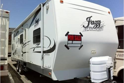 2006 Thor Jazz 2810 Bh Travel Trailer For Sale In