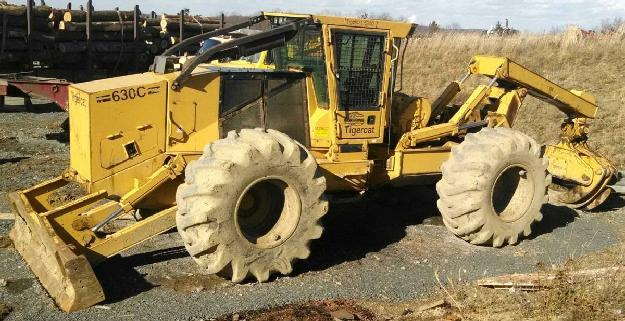 2006 Tigercat Skidder